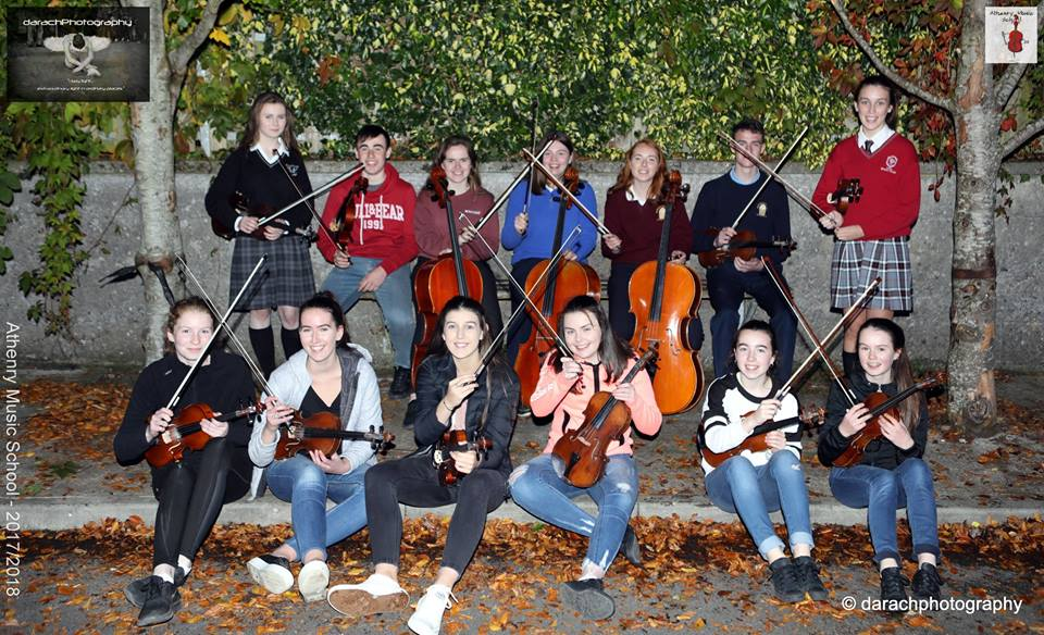 Athenry Music School – Orchestras, Choirs & Camps